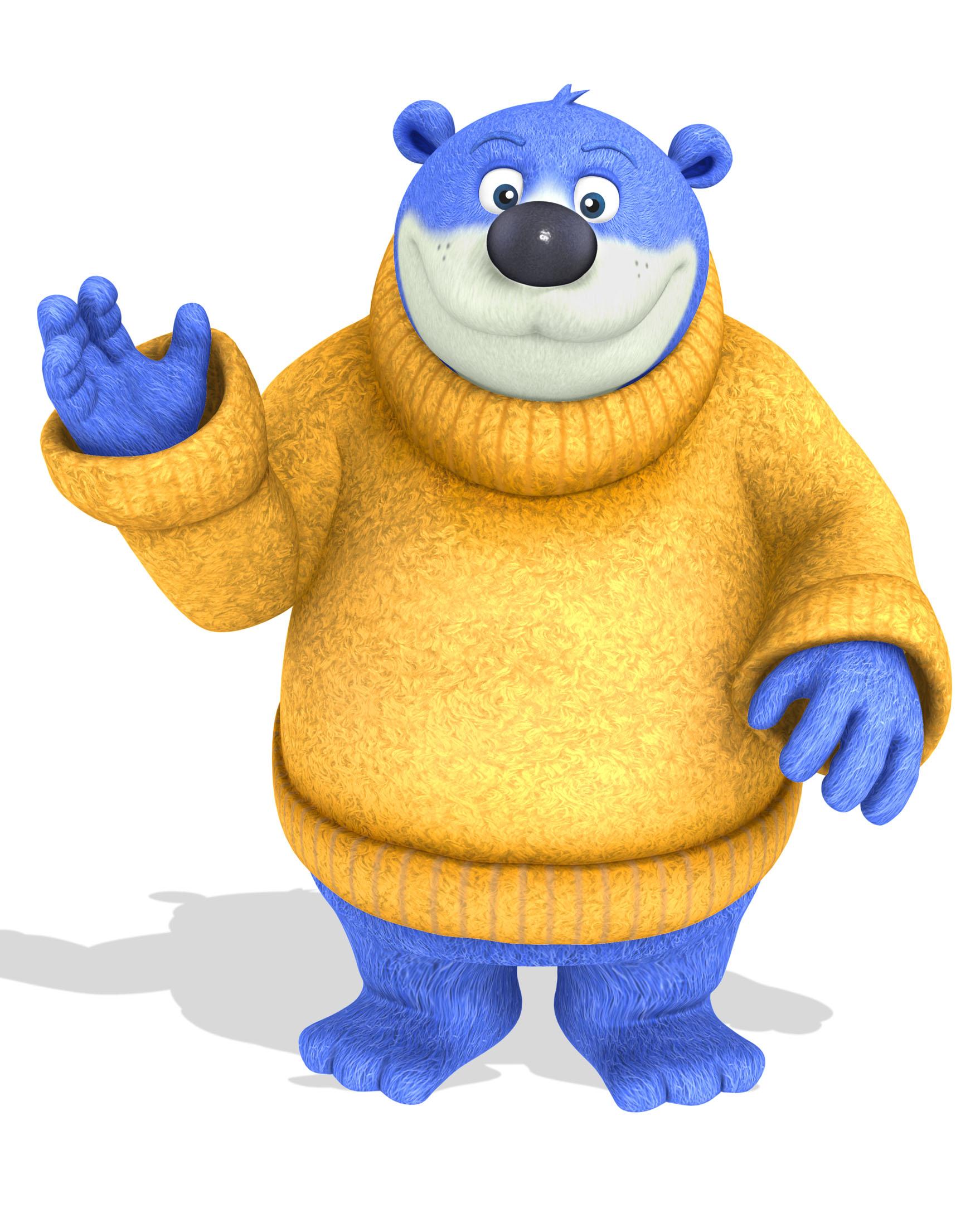 Big Bear and Cornelius' Grand Adventures