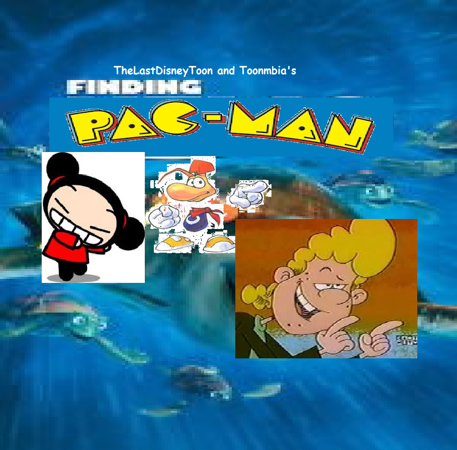 Finding Pac-Man (TheLastDisneyToon and Toonmbia Style) (Version 3)