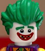 Joker in LEGO Batman Shorts