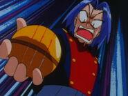 Magikarp gold pokeball
