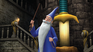 Merlin in Sofia the First