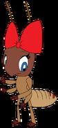 Mina as a termite