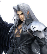 Sephiroth in Super Smash Bros. Ultimate