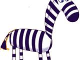 Zed: A Zebra's Tale