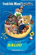 Baloo a CartoonTales movie