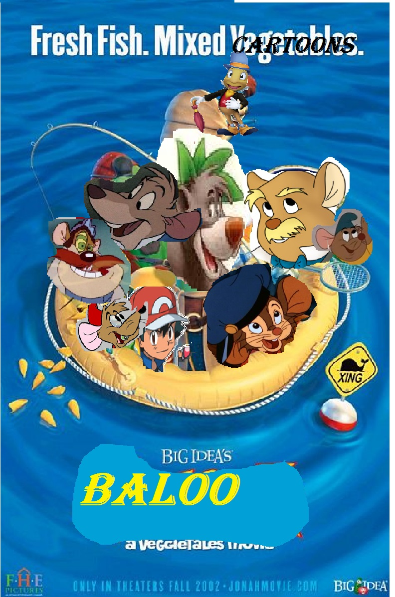 Baloo: A CartoonTales Movie