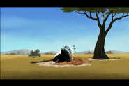 Crested Porcupine (Wild Kratts)