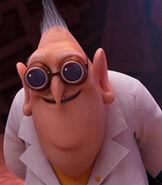 Dr. Nefario in Despicable Me 2