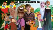 Go, Charlie Bucket, Go!