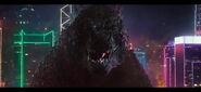 Godzilla s smile