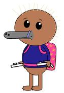 Kenai Hidna (baby carrier) (straw) (pistols)
