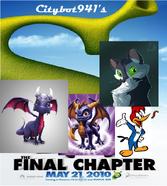 Spyro Forever After Poster