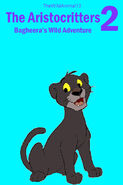 The Aristocritters 2 Bagheera' Wild Adventure Poster
