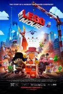 The LEGO Movie (Disney and Sega Animal Style) Poster