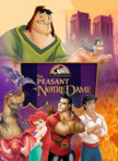 The Peasant of Notre Dame Parody poster (V2)