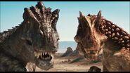 Tyrannosaurus&SaurophaganaxLOTL
