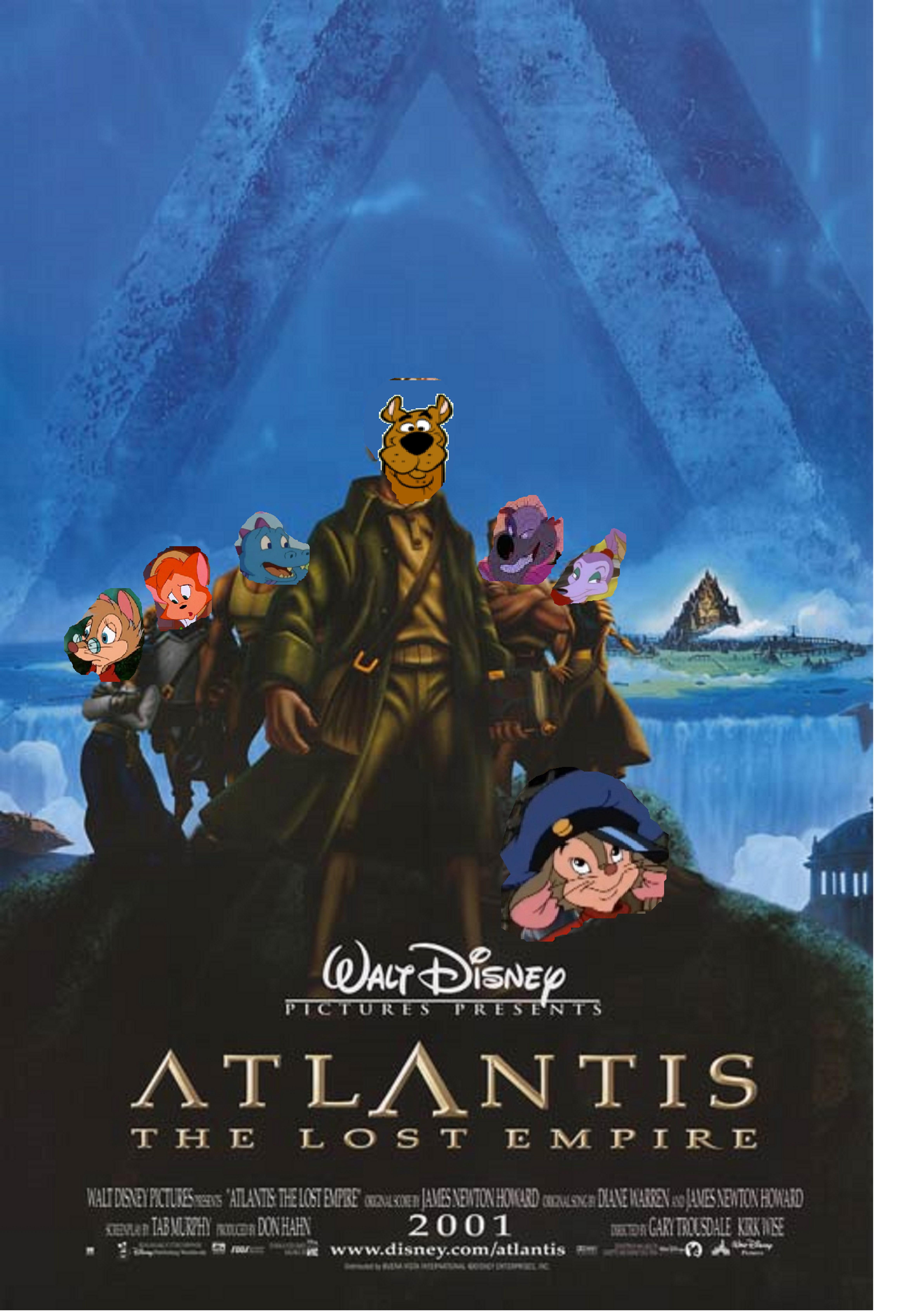 Atlantis: The Lost Empire (Ooglyeye Animal Style)