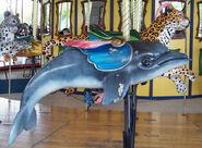 Brookfield Zoo Carousel Dolphin