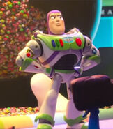 Buzz Lightyear in Ralph Breaks the Internet