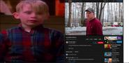 Kevin McCallister vs Psycho Dad