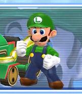 Luigi in Mario Kart Arcade GP 2