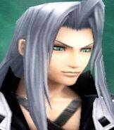 Sephiroth in Dissidia 012 Final Fantasy
