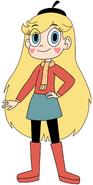 Star Butterfly as Hilda