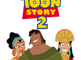 Toon Story 2 (Princess Creation345's Version)