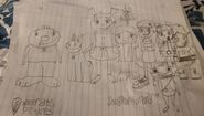 Wallykazam and Sabrina and Ami and Yumi Movie Redesigns