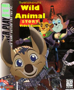 Wild Animal Story Video Game 1 Poster