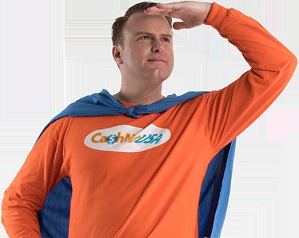 CashNetUSA.com Man