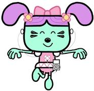 Daizy using an ipod by dev catscratch-d30ct57