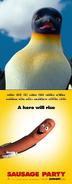 Gloria (Happy Feet) Hates Sausage Party (2016)