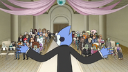 Is Mordecai's Soulmate in This Room