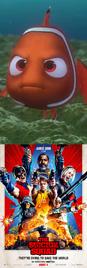 Nemo Hates The Suicide Squad (2021)