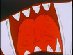 The Bog Hound's Mouth Screen