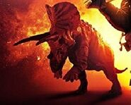 Triceratops (The Jurassic Games)