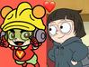 9-Volt and Chloe Park