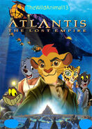 Atlantis (TheWildAnimal13 Animal Style) 1 The Lost Empire Poster
