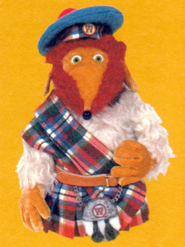 Cairngorm MacWomble the Terrible