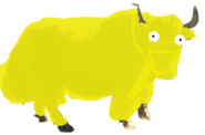 Gordy the yellow yak teletubbies yellow by isaachelton-dd4l1ev-1-