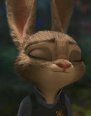 Judy hopps' eyes closes 2