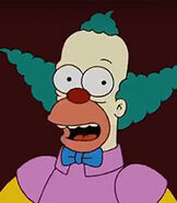 Krusty the Clown in The Simpsons