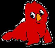 Marshall as Elmo