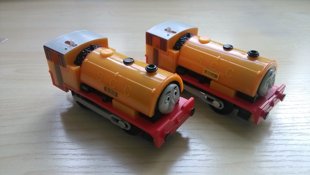 Bill and Ben (TrackMaster)