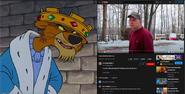 Prince John vs Psycho Dad
