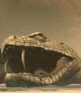Rattlesnake Jake in Rango (Video Game)