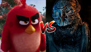 Red vs Metal Beak