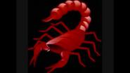 Safari Island Scorpion