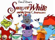 Sawyer White poster V2